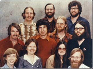 Early Microsoft Team